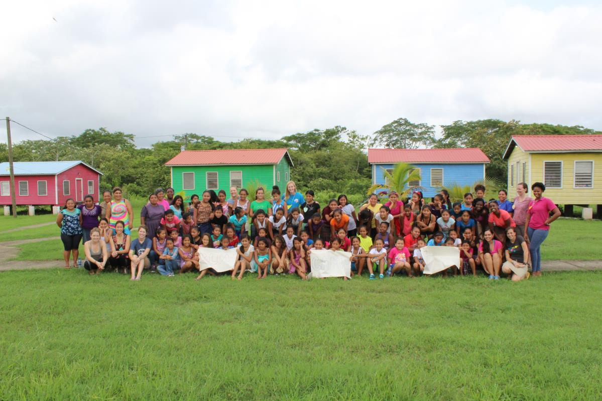 GLOW Camp Belize 2017 (Girls Leading Our World)