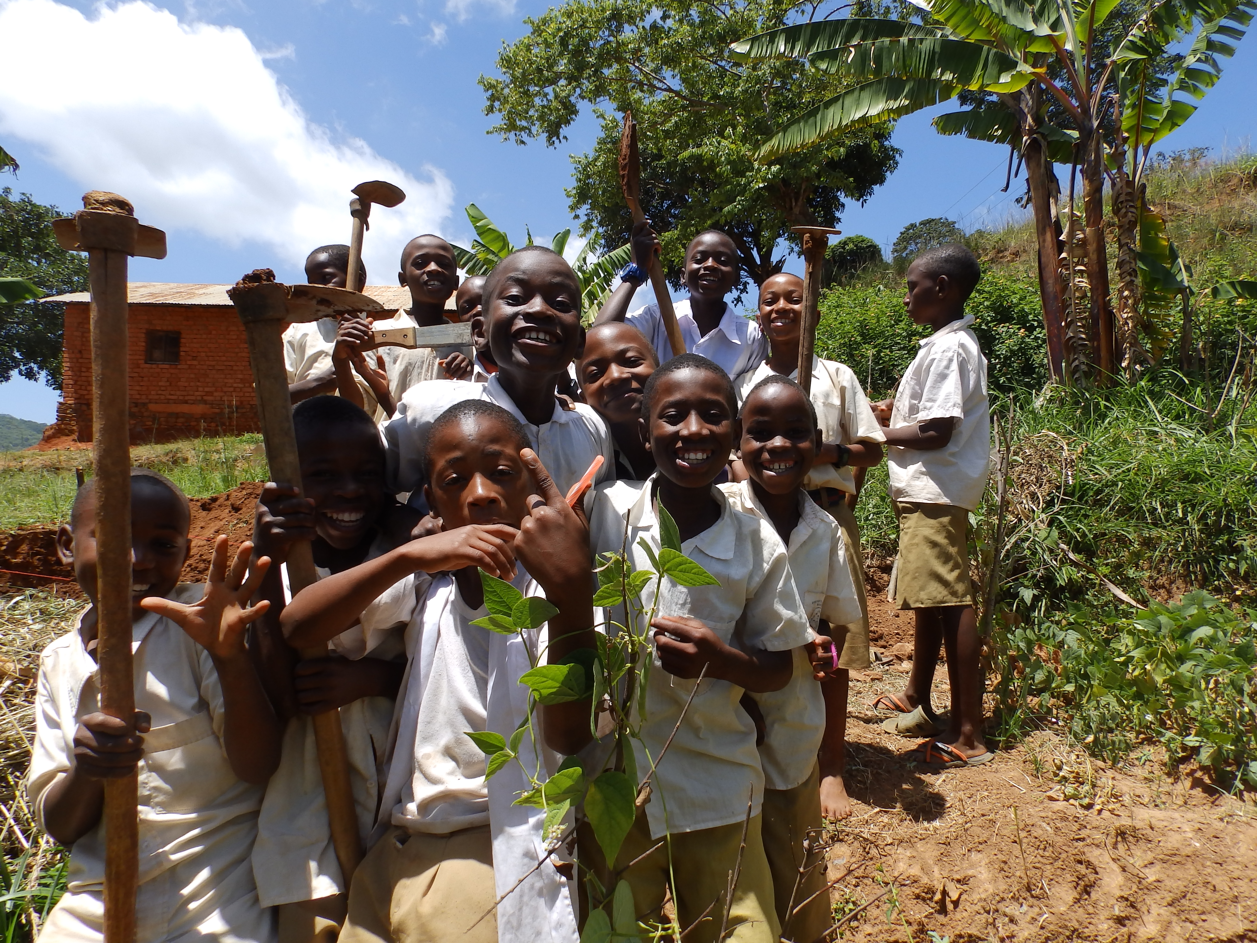 Cleaner Places and Safer Spaces - Pit Latrine Construction Grant