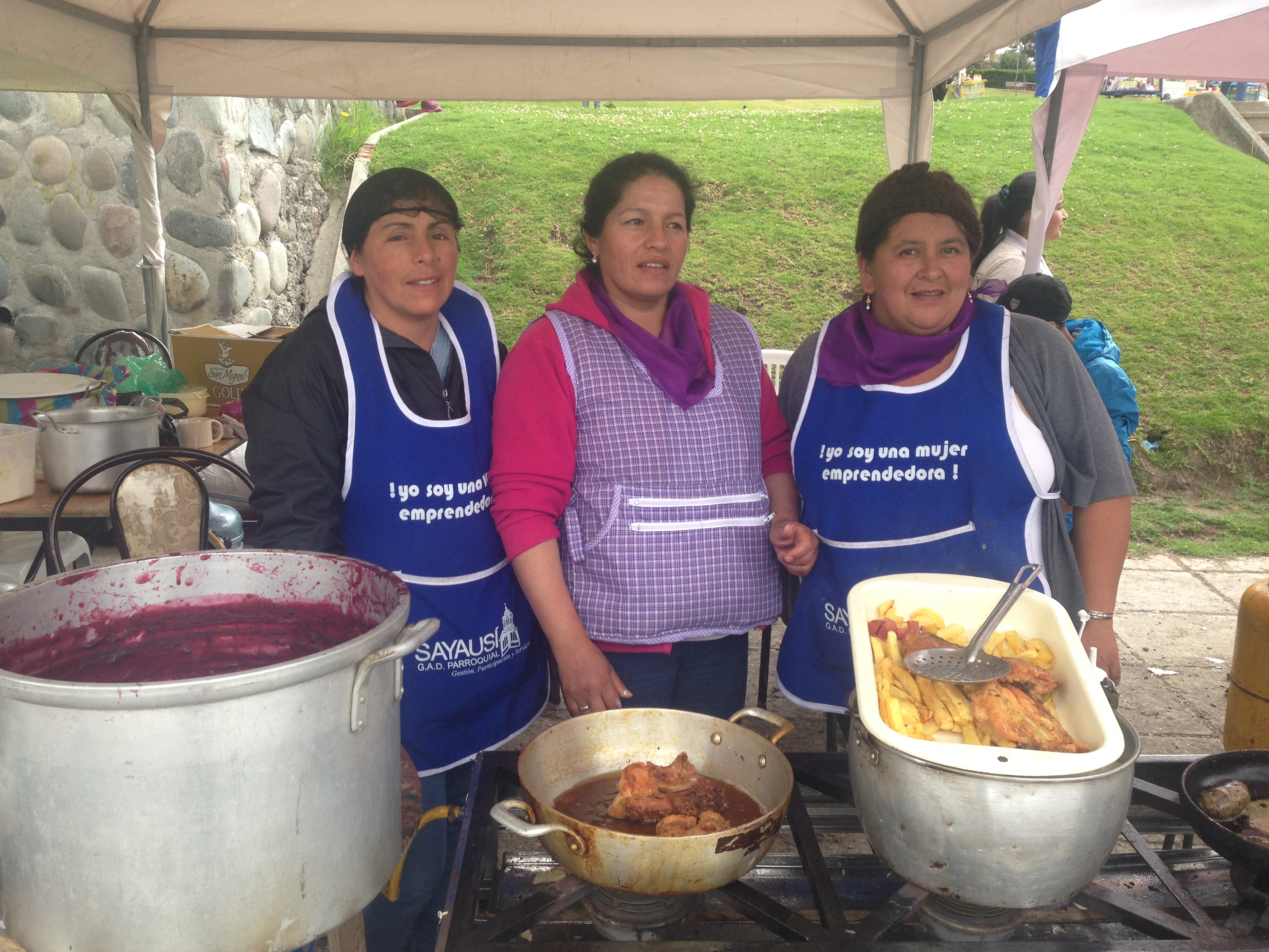 Local-led Culinary Tourism in the Ecuadorian Andes
