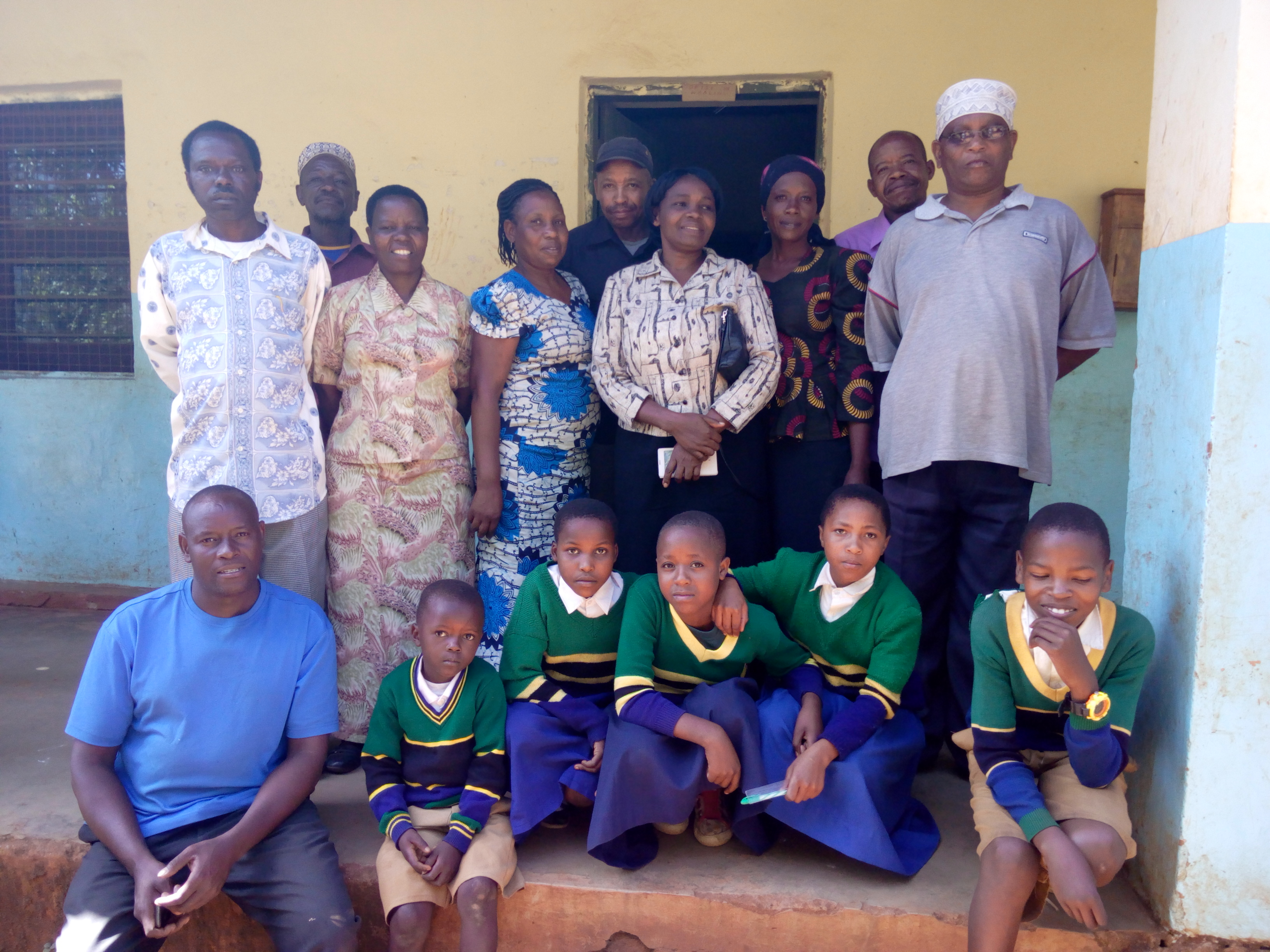 Ndiveni Primary School Student's Empowerment Project