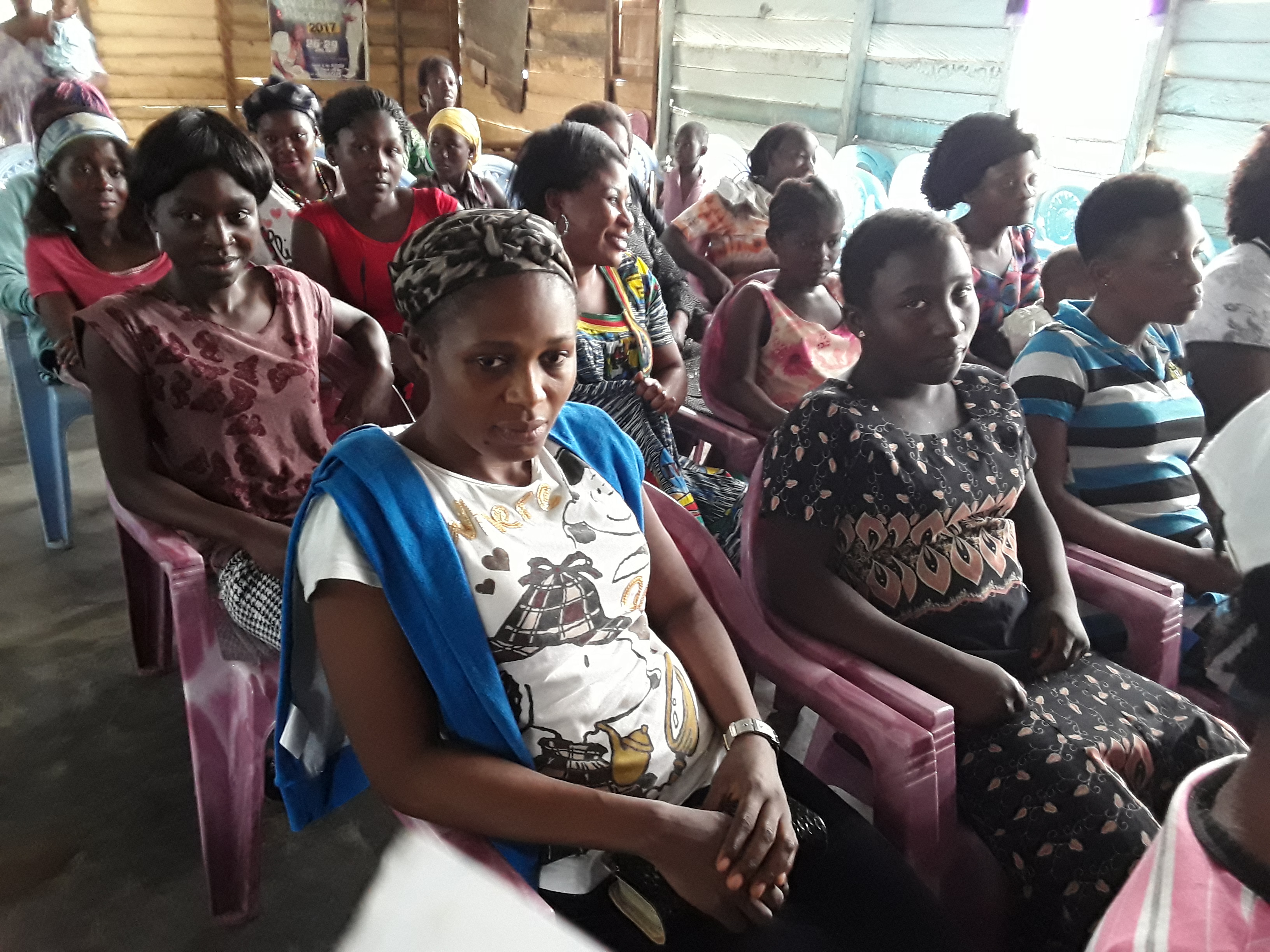 Income Generation for Vulnerable Women in Nkimechi