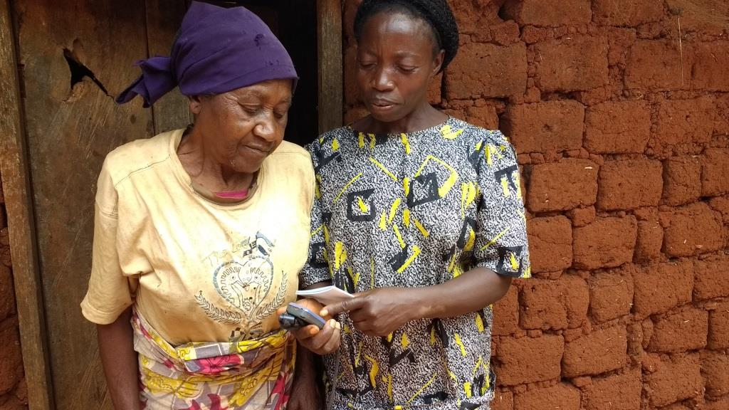 CAMMICS Mobile Microfinance Project