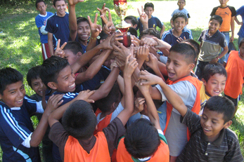 Developing Healthy Youth Through Soccer