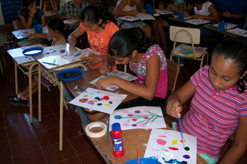Cacahuatalejo Art Camp and Festival