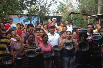 Clean Water and Infrastructure Training for Las Siete Estrellas