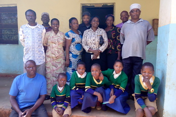 Ndiveni Primary School Students' Empowerment Project