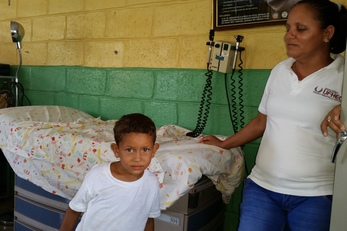 Community Health Clinic in Cruce de Arroyo Hondo Expansion