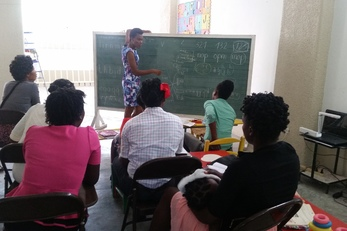 Enhancing Early Childhood Education in Les Palmes