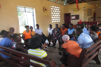 Vulnerable Women's Empowerment in Riviere Mancelle
