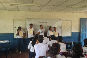 Technological Improvement of Nicaraguan English Classroom