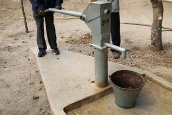 Clean Water in Yalema