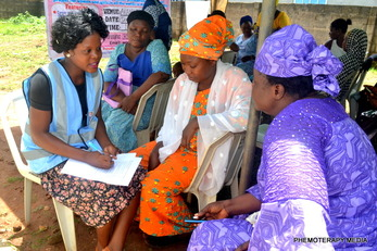 The Ibadan Cancer Screening Center for Women